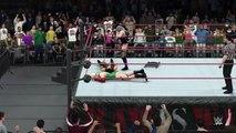WWE 2K16 sindel v cammy v tamina