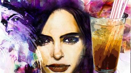 Jessica Jone's Mind Eraser Cocktail, Get Slammed For The New Show!