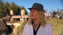 Beach Swell Sculpture Festival Where Bikinis And Bare Feet Abound
