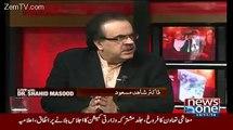 Operation Zarb-e-Azb Khatam Hone Ka Sochne Walon Ko Shahid Masood Ka Jawab