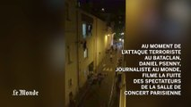 This is the horror of what's happened last night in Paris @bataclan, one of the 6 spots where the terrorist killed innocent French people...