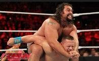 WWE RAW John Cena vs. Alexander Rusev 2015 | Payback WWE Wrestling  2015