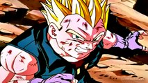 DBGT Vegeta Uses His Final Shine Attack Against Super 17 ~ Remastered [720p HD]