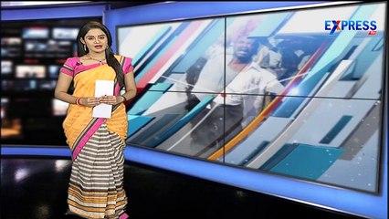 ACB raids in Kukatpally ACP Sanjeeva Rao house - Express TV