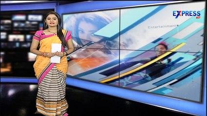 10 injured as RTC bus turns turtle at Ghatkesar - Express TV