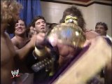WWF SummerSlam 1988 - The Ultimate Warrior Post-Match Interview