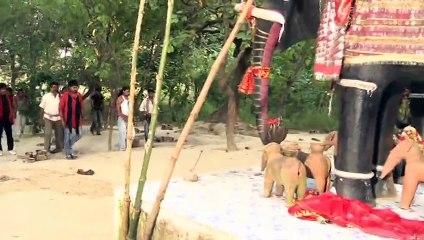 भोजपुरी फिल्म शूटिंग फुटेज II Villan Baleshwar Singh II Upcomming Bhojpuri Film[1]