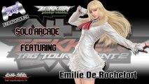 Tekken Turmoil (solo) featuring Lili (Tekken Tag Tournament 2)