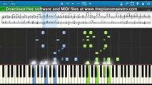 Liszt 19 Hungarian Rhapsodies 15 Rakoczy March piano lesson piano tutorial