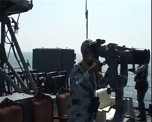 Pakistan Navy successfully test Anti-Ship Guided Missile
