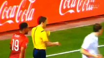 Fedor Smelov Scores Goal with HAND | Russia v. Portugal - Friendly Match 14.11.2015