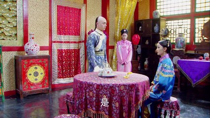 錢塘傳奇 第32集 The Mystery of Emperor Qian Long Ep32