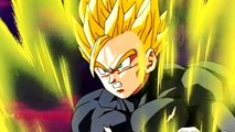 Gohan gets angry when buu is hatched Dragon Ball Kai 2014