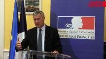 Attentats de Paris: les décisions du préfet de Bretagne et d'Ille-et-Vilaine
