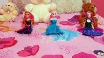 Frozen Elsa Cartoon For Kids _ Teddy Bear Cartoons _ Frozen Elsa Teddy Bear Cartoons for Children