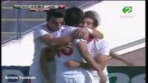Tunisie (U23) : Le Splendide Coup Franc de Saâd Bguir contre l'Afrique du Sud ᴴᴰ