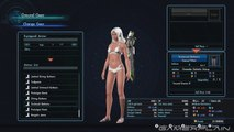 Xenoblade Chronicles X - Japanese to English Changes & Differences (Character Creator)