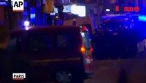 Parigi. Il blitz delle forze speciali francesi al Bataclan