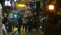 Paris attacks: how events unfolded – video