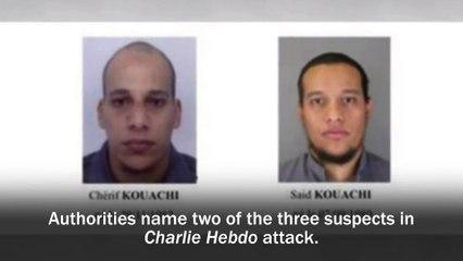 Timeline: France terror attacks