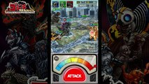 Part 105 Hard/King Ghidorah Attacks 4~6 ゴジラ怪獣コレクション (Godzilla Kaiju Collection)