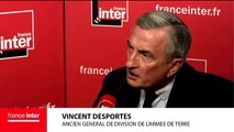 """Vincent Desportes : """"Les Français ne  pourront plus vivre aussi libres qu'ils ne l'étaient"""""""