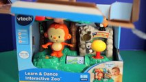 Learn & Dance Interactive Zoo Animals | Kid Toys Games | 2015