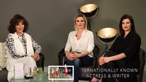 Dame Joan Collins on Hollywood and Marilyn Monroes Makeup Artist