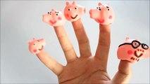 Family Peppa Pig Lollipops Finger family Nursery Rhyme Song nursery rhyme