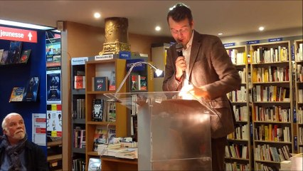 Discours de Christophe Langlois