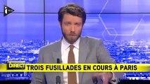 Les terroristes morts, otages à Paris France Bataclan 2015 Terrorist Attack