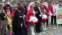 Eröffnung der Karnevalssession 2015/16 in Goslar