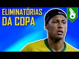GOLS DA ZUEIRA - ELIMINATÓRIAS DA COPA #3