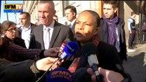 """Attentats: Christiane Taubira appelle au """"respect de la dignité des victimes"""""""