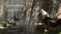 Star Wars Battlefront 2015 | Tutorial: Jagd auf Endor Xbox One Let's Play (Deutsch) - 60FPS