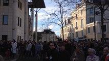 Attentat de Paris : un grand rassemblement à Château-Gontier