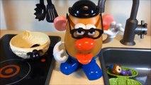 Mr patate de toy story pour Disney junior | jouets pour momes children videos with Mr potato head from toy story Disney Toy Story Surprise Egg Unboxing Opening Mr Potato Head Toys