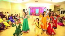 Pakistani Mehndi Dance Hera & amp Kazi Beautiful Dance