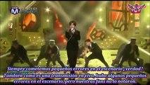 16.01.14 cut Mnet Wide con TVXQ - Sub. Español