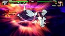 Cell and Frieza Fusion - Cellza  DBZ Budokai Tenkaichi 3 (MOD)