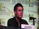 Supernatural Comic Con Panel - Jensen Ackles, Jared Padalecki, Misha Collins, Season 11