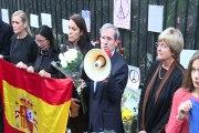 """Saint-Geours rinde homenaje a las víctimas de la """"la estupidez de la barbarie"""""""