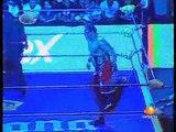 05 El Mesias, Marco Corleone & Octagon vs. Los Wagner Maniacos