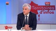 Invité : Hervé Morin - Territoires d'infos