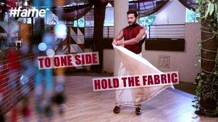 Terence Lewis - How To Wear Dhoti In Quirky Contemporary Style