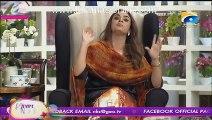 Nadia Khan Show - 16th Nov 2015 - Part 2 - Meera attacked  on producer of Nadia Khan Show