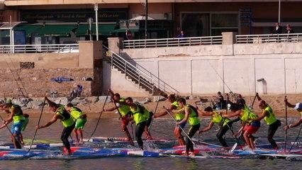 CHAMPIONNATS DE FRANCE SUP RACE - SAINTE-MAXIME - 15 NOV 2015