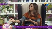 Nadia Khan Show - 16th Nov 2015 - Part 4 - Meera attacked  on producer of Nadia Khan Show