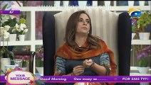Nadia Khan Show - 16th Nov 2015 - Part 3 - Meera attacked  on producer of Nadia Khan Show
