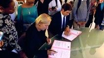 Signature de convention de partenariat entre l'AEFE et Radio France